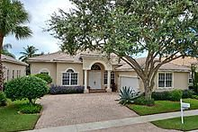 3 beds 2 1/2 baths with pool!