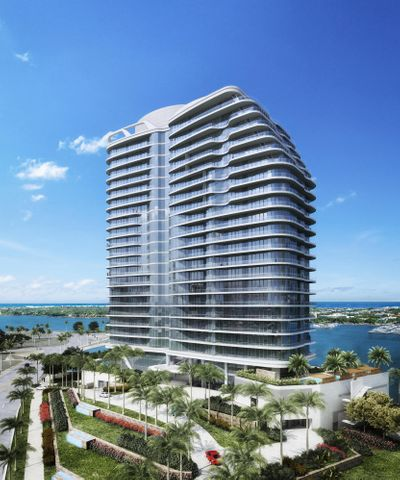1100 S Flagler Drive, 10b, West Palm Beach, FL 33401