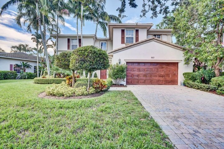 923 Mill Creek Drive, Palm Beach Gardens, FL 33410