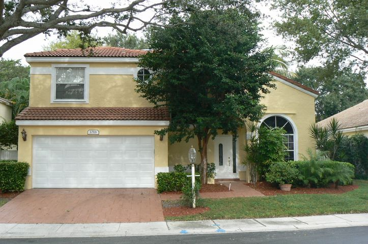 1018 Siena Oaks Circle W, Palm Beach Gardens, FL 33410