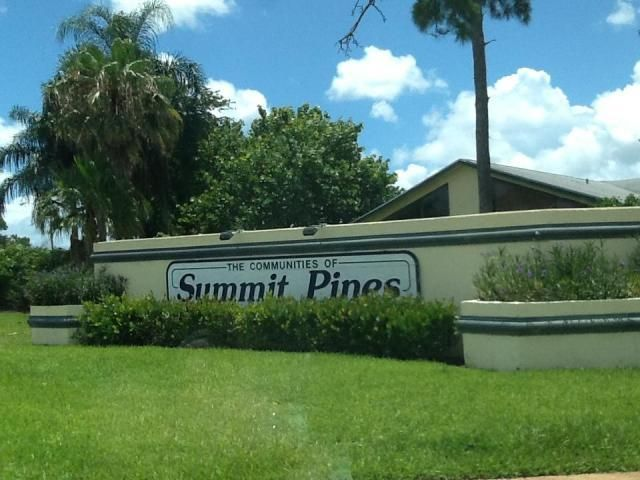 1040 Summit Place Circle, A, West Palm Beach, FL 33415