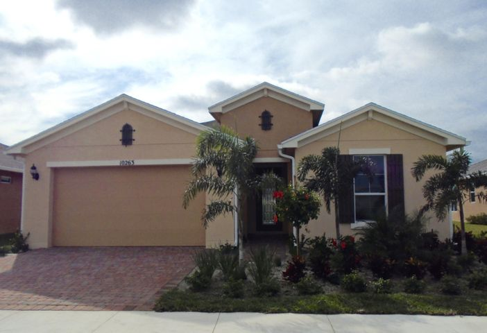 10263 SW Yellowwood Avenue, Port Saint Lucie, FL 34987