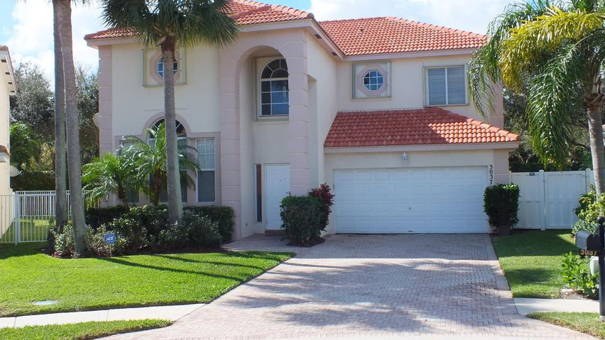 3037 Marbella Court, West Palm Beach, FL 33409