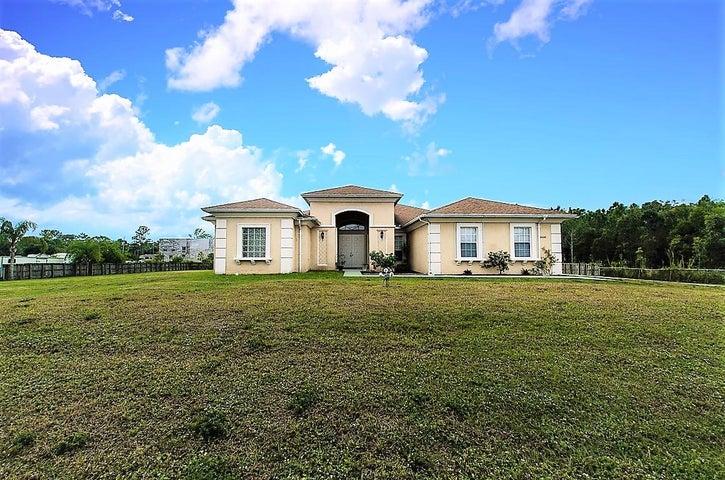 16860 Hamlin Boulevard, Loxahatchee, FL 33470