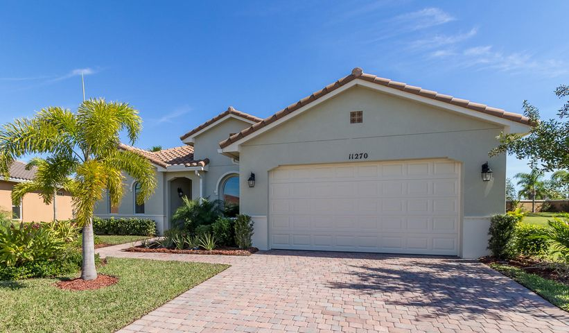11270 SW Apple Blossom Trail, Port Saint Lucie, FL 34987