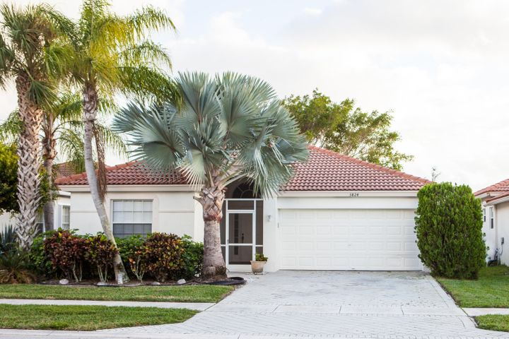 3824 Miramontes Circle, Wellington, FL 33414