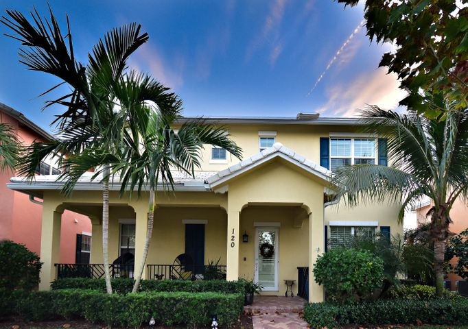 120 Buttonbush Drive, Jupiter, FL 33458