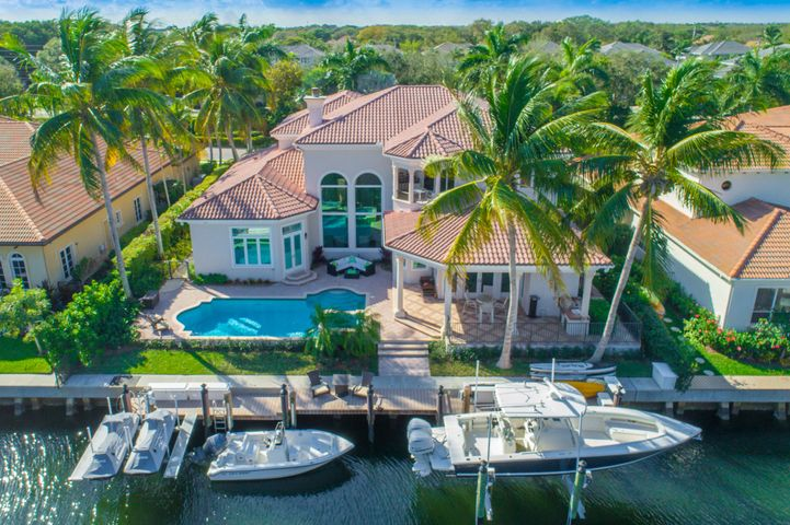 Harbour Isles, a private gated luxury waterfront and boating community