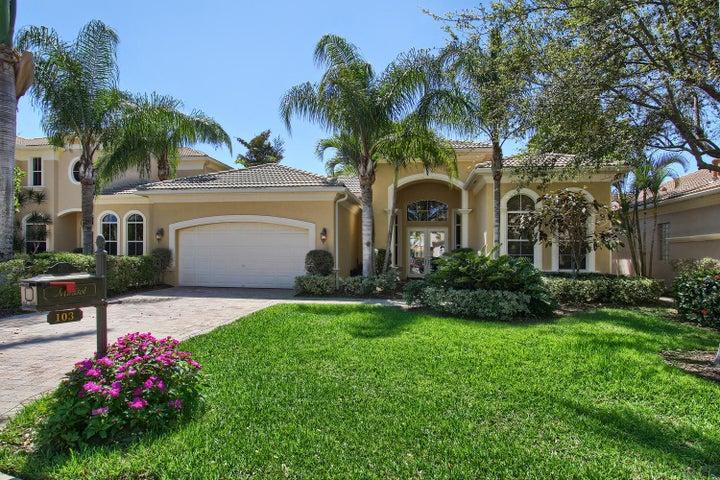 103 Tranquilla Drive, Palm Beach Gardens, FL 33418