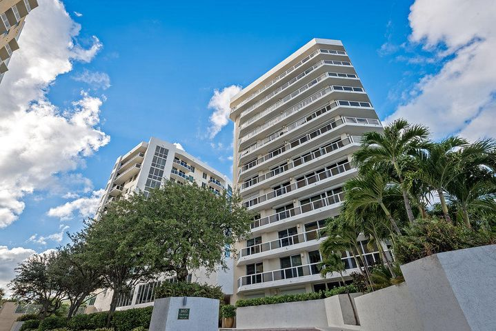 1617 N Flagler Drive, 802, West Palm Beach, FL 33407