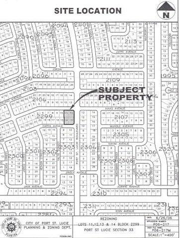 810 SW Haas Avenue SW, Port Saint Lucie, FL 34953