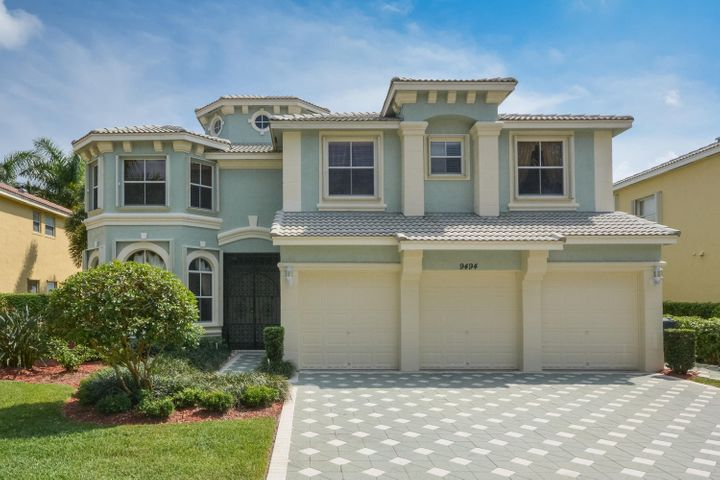 9494 Worswick Court, Wellington, FL 33414