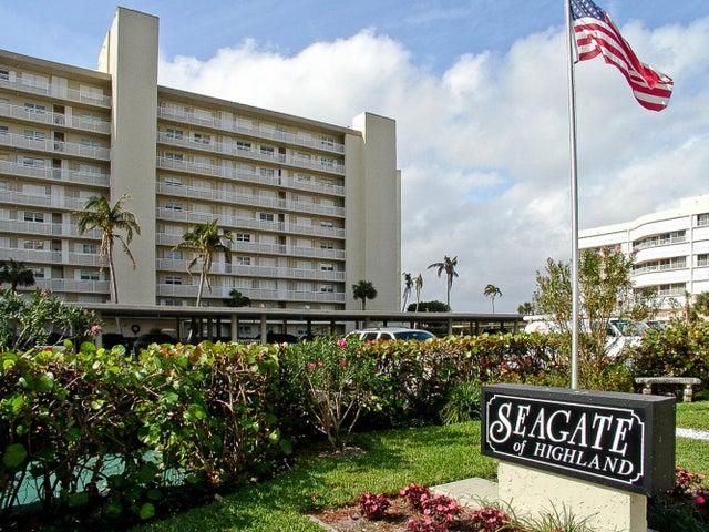 3212 S Ocean Boulevard, 503-A, Highland Beach, FL 33487