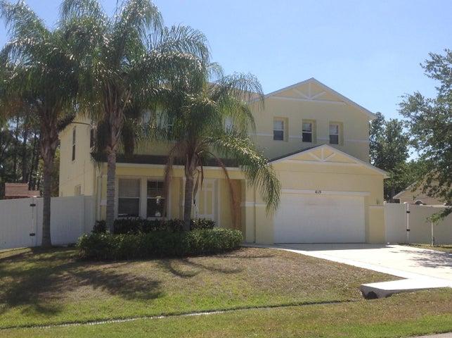 4119 SW Batavia Street, Port Saint Lucie, FL 34953