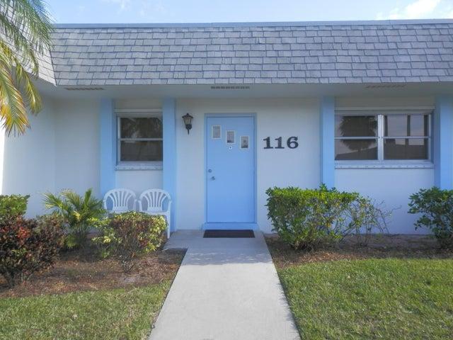 2638 Gately Drive E, 116, West Palm Beach, FL 33415