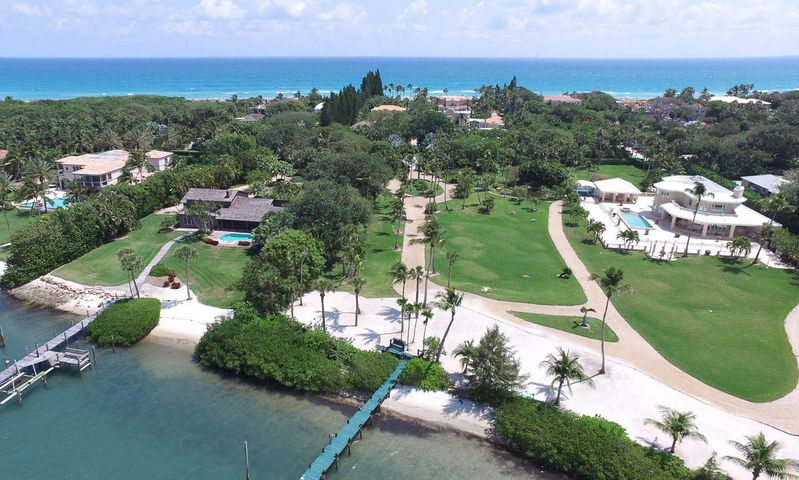 Prime Jupiter Island Building Lot