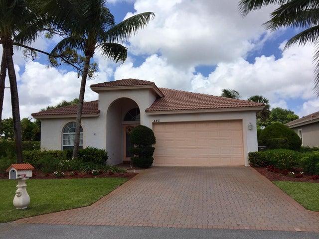 483 Pine Tree Court, Atlantis, FL 33462