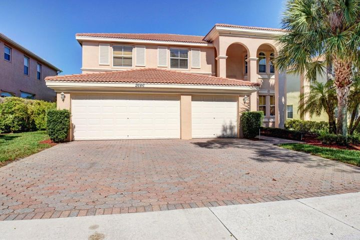 2646 Danforth Terrace, Wellington, FL 33414