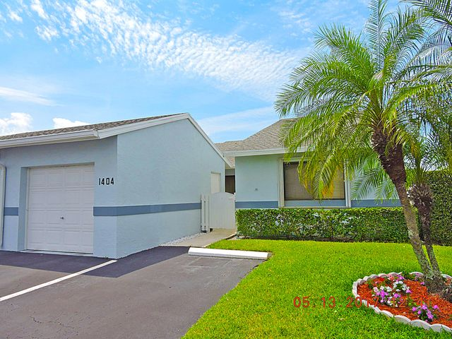 2640 Gately Drive, 1404, West Palm Beach, FL 33415