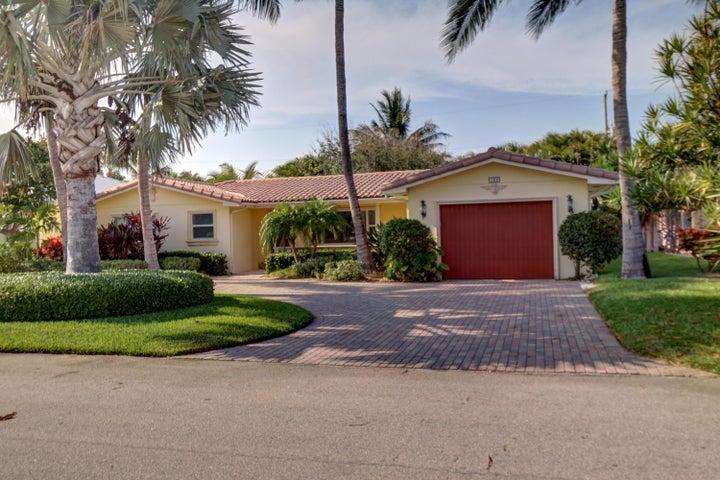 129 Linda Lane, Palm Beach Shores, FL 33404