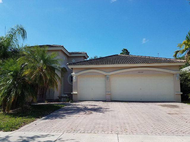 10122 Oak Meadow Lane, Lake Worth, FL 33449