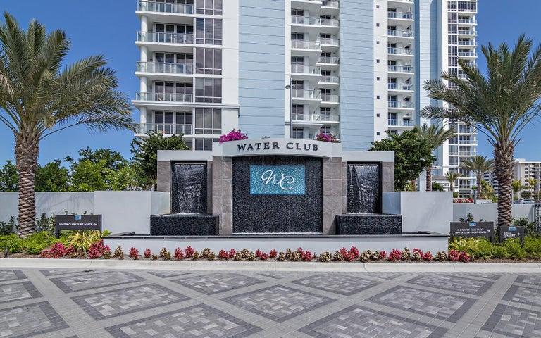 1 Water Club Way N, 802, North Palm Beach, FL 33408