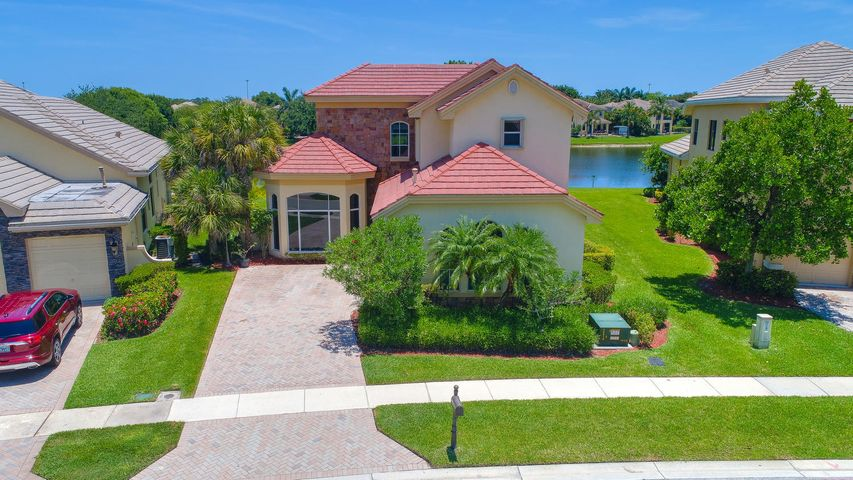 3554 Collonade Drive, Wellington, FL 33449