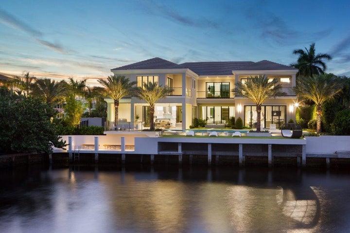290 S Maya Palm Drive, Boca Raton, FL 33432
