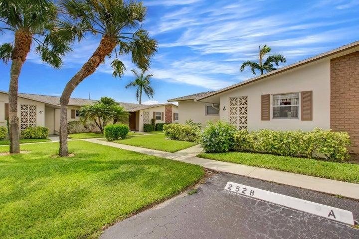 2536 E Emory Drive, L, West Palm Beach, FL 33415