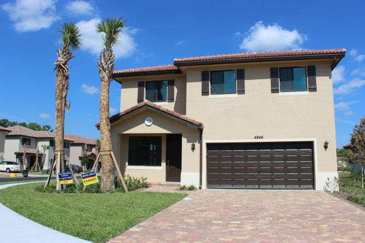 4846 Pond Pine Way, Greenacres, FL 33463