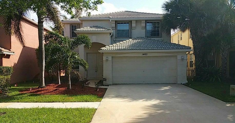1463 Running Oak Court, Royal Palm Beach, FL 33411