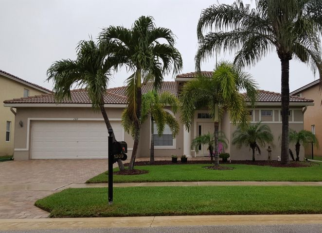 1309 Stonehaven Estates Drive, West Palm Beach, FL 33411