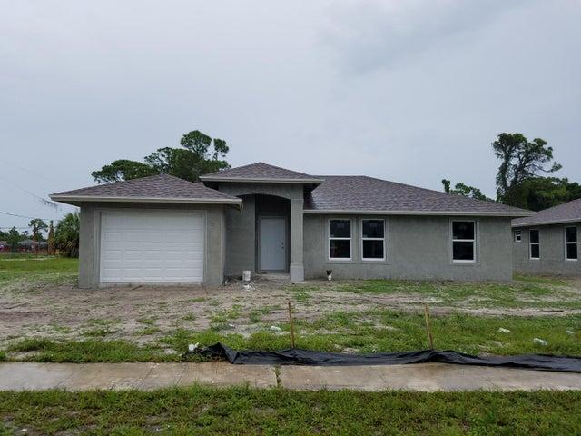 4858 Bowman Street, Greenacres, FL 33463