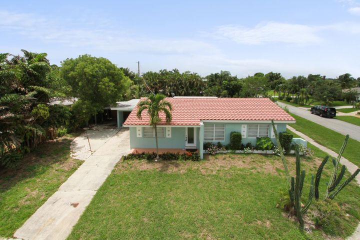 1608 Nanette Court, Lake Worth, FL 33461