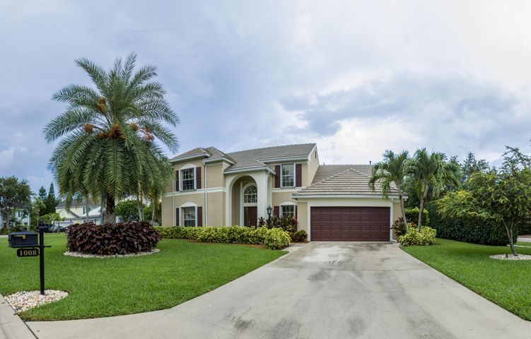 1008 Pine Lake Circle, Palm Beach Gardens, FL 33418