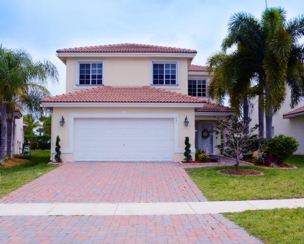 741 Perdido Heights Drive, West Palm Beach, FL 33413