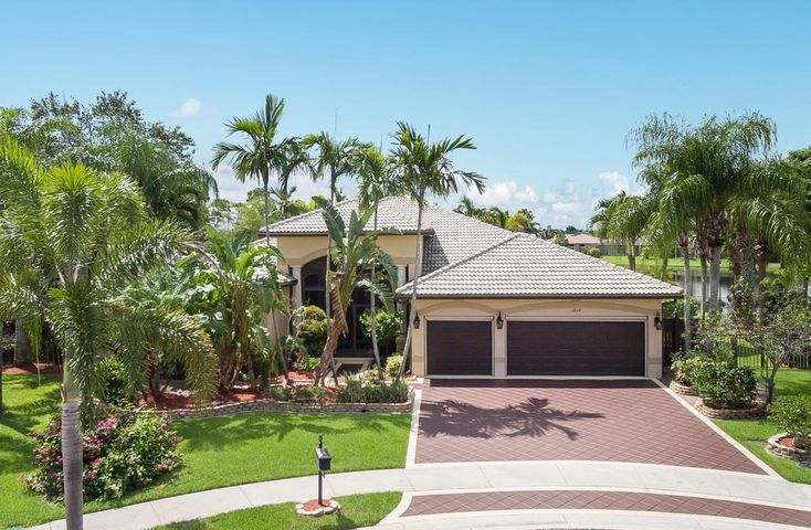 1854 Waldorf Drive, Royal Palm Beach, FL 33411