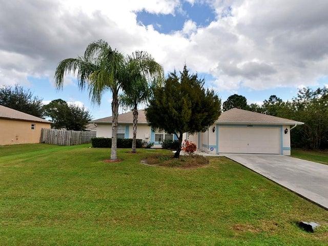 6455 NW Foxglove Street, Port Saint Lucie, FL 34953