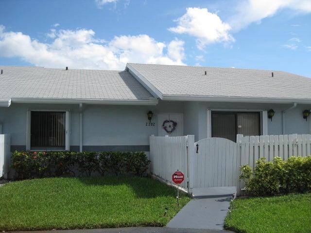 2641 Gately Drive W, 2202, West Palm Beach, FL 33415
