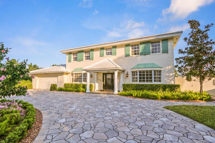 113 Gulfstream Road, North Palm Beach, FL 33408