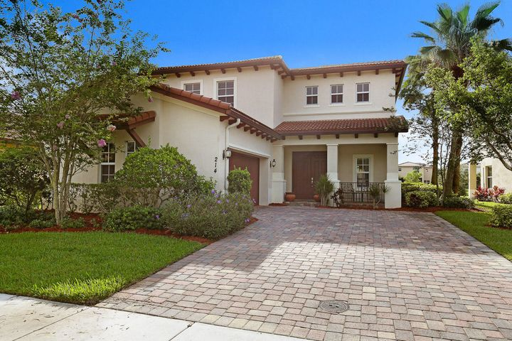 214 Umbrella Place, Jupiter, FL 33458