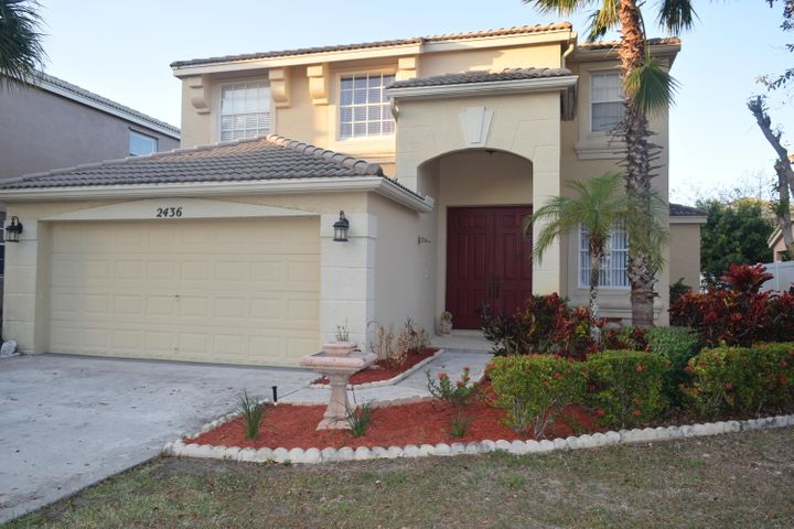 2436 Westmont Drive, Royal Palm Beach, FL 33411