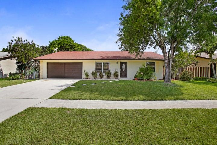 6261 Plains Drive, Lake Worth, FL 33463