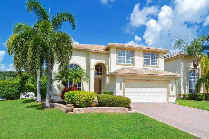 7526 Colony Palm Drive, Boynton Beach, FL 33436
