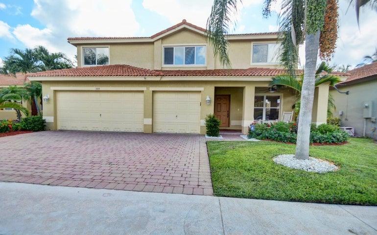 1414 Magliano Drive, Boynton Beach, FL 33436