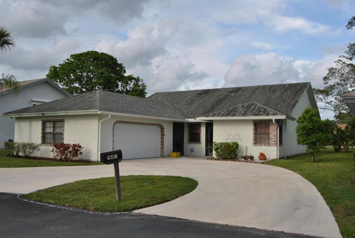 7602 Meed Circle, Lake Worth, FL 33467