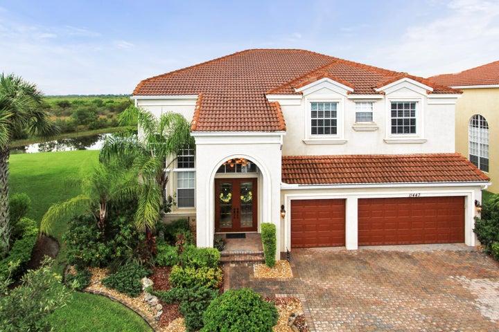 11447 SW Hillcrest Circle, Port Saint Lucie, FL 34987