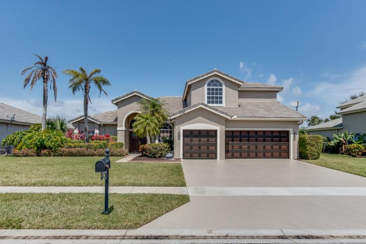 11161 Grandview Manor, Wellington, FL 33414