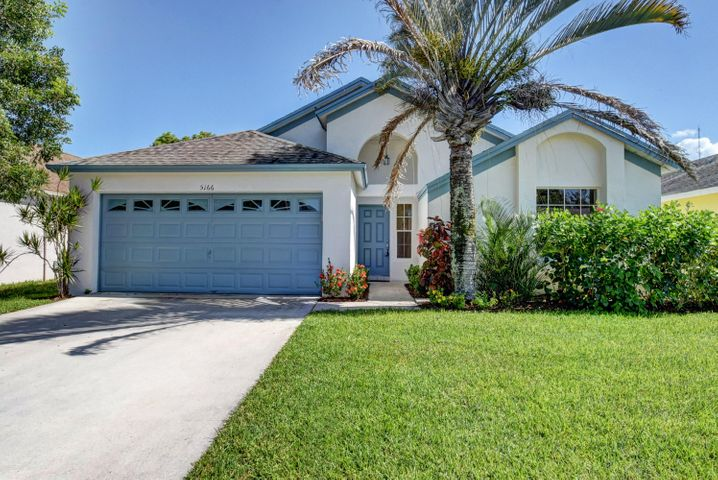 5166 Willow Pond Road W, West Palm Beach, FL 33417