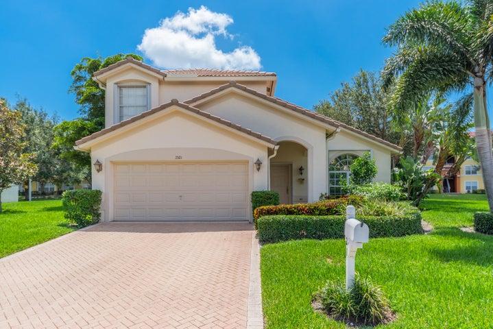 2521 Egret Lake Drive, Greenacres, FL 33413